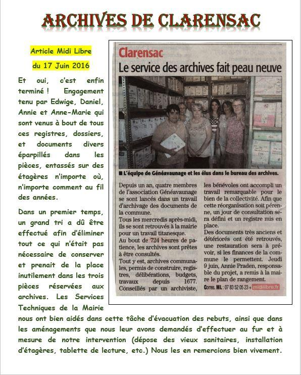 Archives p 1 livre evenementiel 1