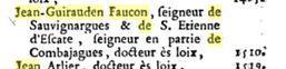 Faucon jean guirauden
