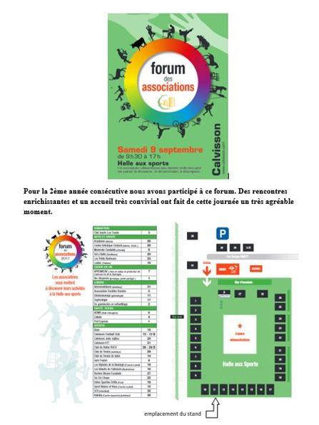 Forum de calvisson p 2 2017