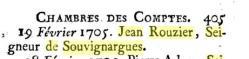 Jean de rouzier