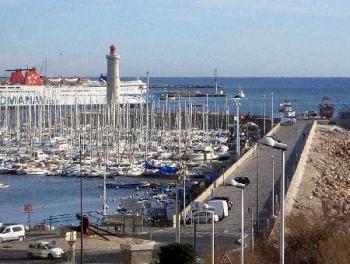 Port de plaisance a sete